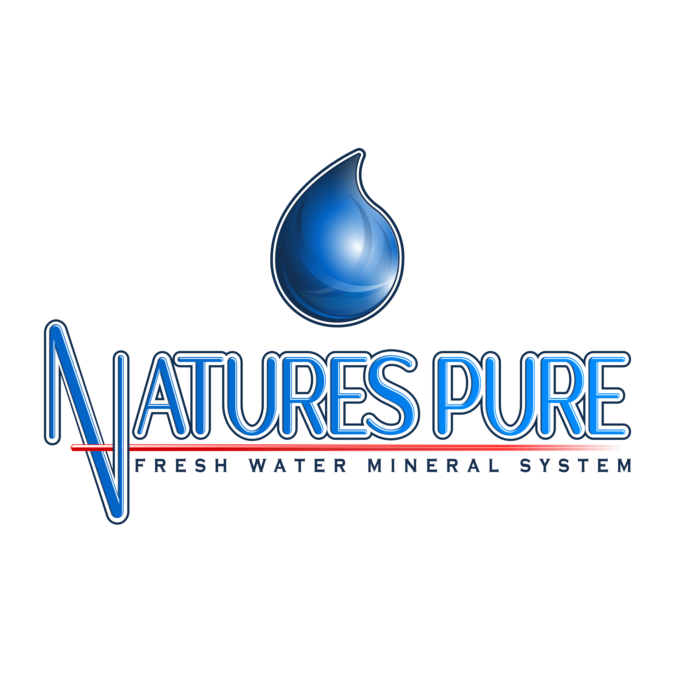 Natures Pure Fresh Water Mineral System